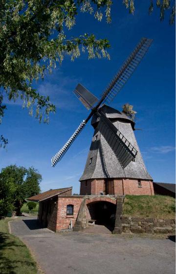 Foto: Die Büschingsche Mühle