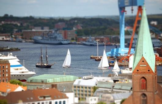Foto: Kiel Schiffe