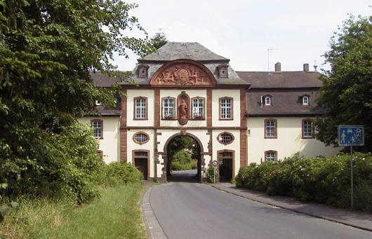 Foto: Rathausplatz in Lich