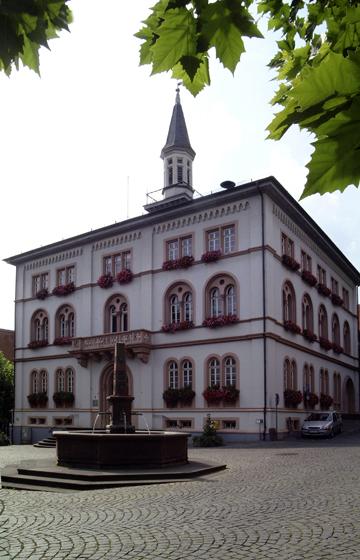 Foto: Arnsburger Pforte in Lich