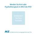 Foto: Broschüre Informationen zur Zusammenarbeit in einem MVZ der PHV