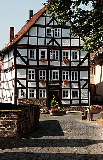 Foto: Das Alsfelder Märchenhaus