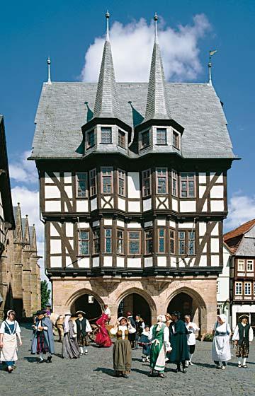 Foto: Das Alsfelder Rathaus