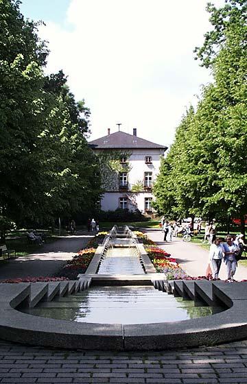 Foto: Bad Camberg Park