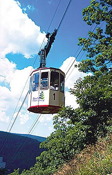 Foto: Bad Harzburg Bergbahn