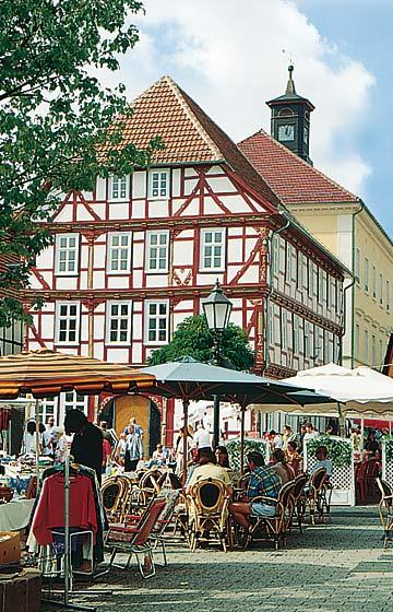 Foto: Eschwege Rathaus