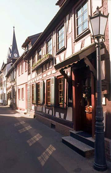 Foto: Friedberg Altstadt
