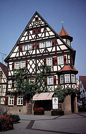 Foto: Herrenberg Haus Broeckle