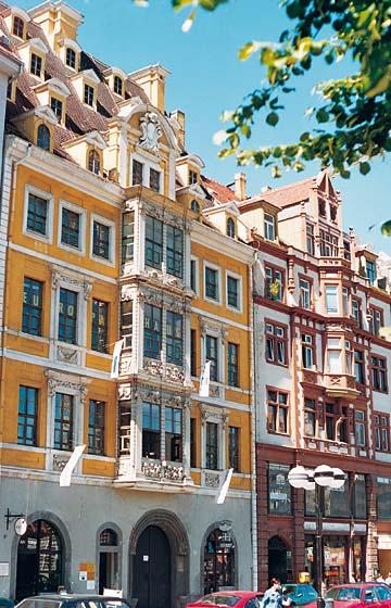 Foto: Leipzig Bürgerhaus