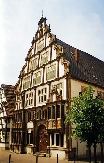 Foto: Lemgo Bürgermeisterhaus
