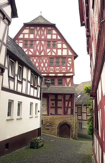 Foto: Limburg Häuser