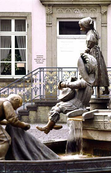 Foto: Lippstadt Byrgebrunnen
