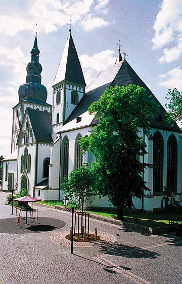 Foto: Lippstadt Marienkirche