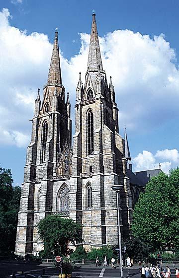 Foto: Marburg Elisabethkirche