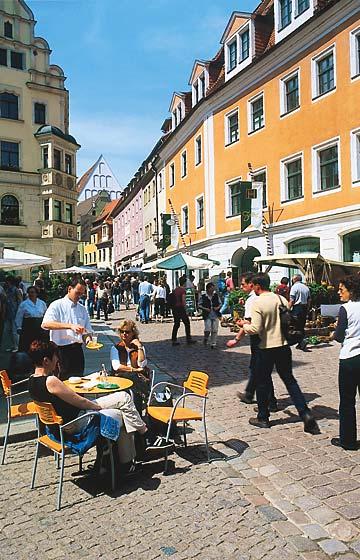 Foto: Meißen Innenstadt