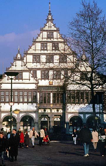 Foto: Paderborn Rathaus