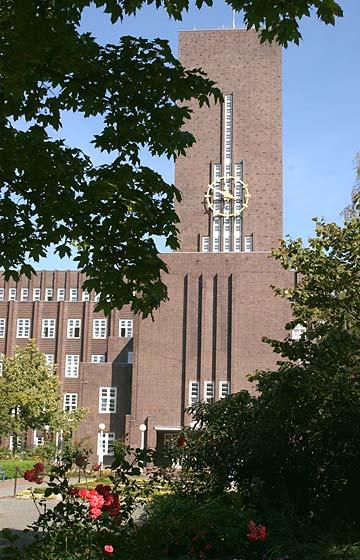 Foto: Wilhelmshaven Rathaus