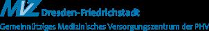 Themenbild MVZ Dresden-Friedrichstadt Logo