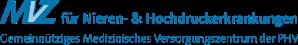 Themenbild: Logo MVZ für Nieren- und Hochdruckerkrankungen