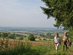 Foto: Wandern in Schotten